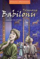 Okładka ksiązki - Posłańcy Przymierza (#4). Pożegnanie Babilonu