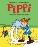 Okładka ksiązki - Pippi zawsze sobie poradzi i inne komiksy