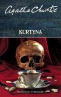 Okładka książki - Kurtyna