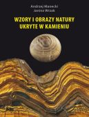 Okładka książki - Wzory i obrazy natury ukryte w kamieniu