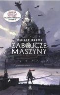 Okładka książki - Zabójcze maszyny