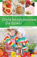 Okładka - Dieta bezglutenowa dla dzieci