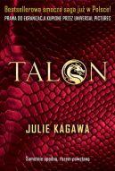 Okładka ksiązki - Talon
