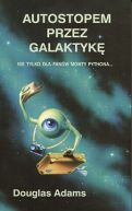 Okładka książki - Autostopem przez galaktykę