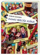 Okładka ksiązki - Znowu kręcisz, Zuźka!