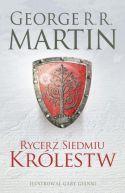 Okładka ksiązki - Rycerz Siedmiu Królestw. Wydanie ilustrowane