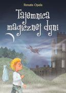 Okładka ksiązki - Tajemnica magicznej dyni