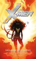 Okładka - Marvel: X-Men. Saga Mrocznej Phoenix