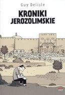 Okładka ksiązki - Kroniki jerozolimskie