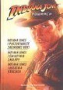Okładka książki - Indiana Jones powraca