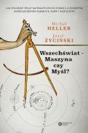 Okładka ksiązki - Wszechświat - Maszyna czy Myśl?