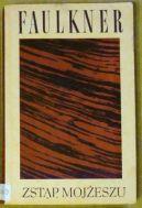 Okładka ksiązki - Zstąp, Mojżeszu