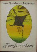 Okładka książki - Fraszki z rękawa
