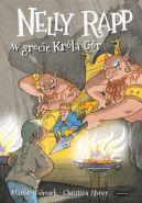 Okładka ksiązki - Nelly Rapp w grocie Króla Gór