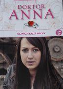 Okładka ksiązki - Doktor Anna tom 69. Najważniejsza walka