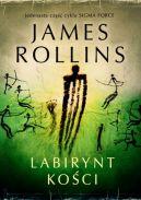 Okładka ksiązki - Labirynt kości