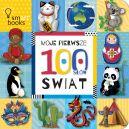 Okładka ksiązki - Moje Pierwsze 100 Słów. Świat