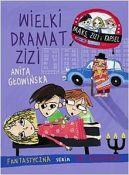 Okładka ksiązki - Wielki dramat Zizi