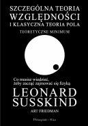 Okładka książki - Szczególna teoria względności i klasyczna teoria pola. Teoretyczne minimum
