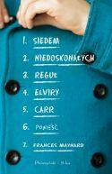 Okładka - Siedem niedoskonałych reguł Elviry Carr