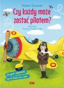 Okładka - Czy każdy może zostać pilotem?