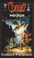 Okładka książki - Conan najeźdźca