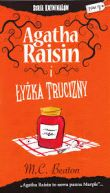 Okładka książki - Agatha Raisin i łyżka trucizny