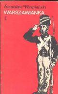 Okładka ksiązki - Warszawianka