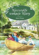 Okładka ksiązki - Niezwykłe wakacje Klary