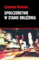 Okładka książki - Społeczeństwo w stanie oblężenia