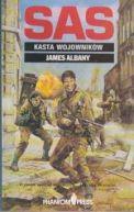 Okładka książki - Kasta wojowników