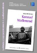 Okładka ksiązki - Konrad Wallenrod. Audiobook