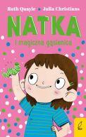 Okładka - Natka i magiczna gąsienica. Tom 2
