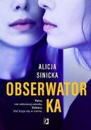 Okładka książki - Obserwatorka