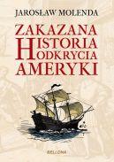 Okładka ksiązki - Zakazana historia odkrycia Ameryki