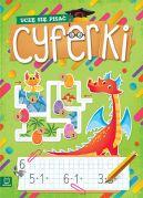 Okładka ksiązki - Uczę się pisać CYFERKI od 5 lat