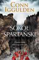 Okładka ksiązki - Sokół spartański