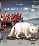 Okładka ksiązki - Kot, który zgubił dom