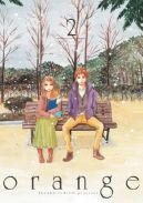 Okładka książki - Orange #2