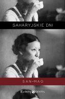 Okładka książki - Saharyjskie dni