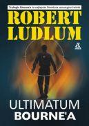 Okładka książki - Ultimatum Bourne