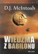 Okładka książki - Wiedźma z Babilonu