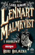 Okładka książki - Lennart Malmkvist i osobliwy mops Buri Bolmena