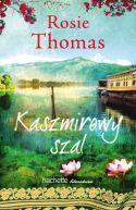 Okładka książki - Kaszmirowy szal