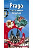 Okładka ksiązki - Praga, Czeski Krumlow, Kutna Hora oraz największe atrakcje Czech. Wydanie 1