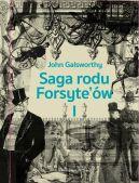 Okładka książki - Saga rodu Forsyte`ów.Tom 1 Posiadacz