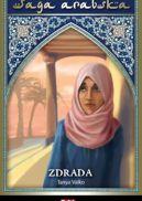 Okładka ksiązki - Saga arabska tom 3. Zdrada
