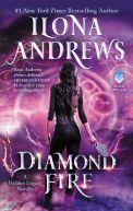 Okładka ksiązki - Diamond Fire