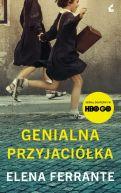 Okładka książki - Genialna przyjaciółka