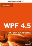 Okładka - WPF 4.5. Księga eksperta